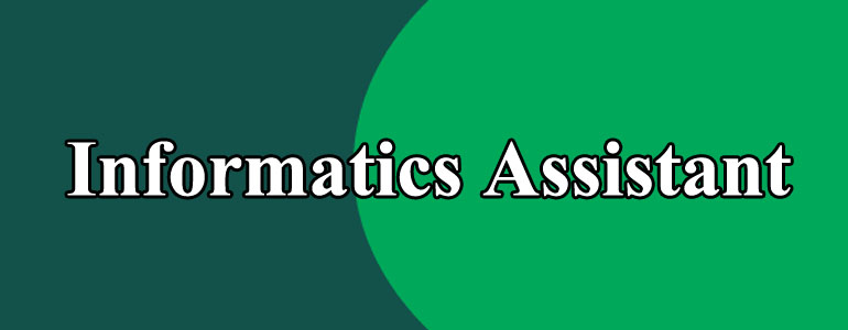 Informatics Assistant Coaching in Udaipur